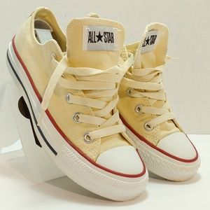 Converse Chuck Taylor All Star Low Tops Unbleached